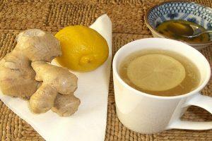 وصفة زهورات بالزنجبيل والليمون الحامض للتخلص من الصداع النصفى نهائيا