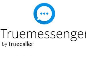 تطبيق truemessenger من تروكولر truecaller لمنع الرسائل المزعجة ومعرفة هوية صاحبها