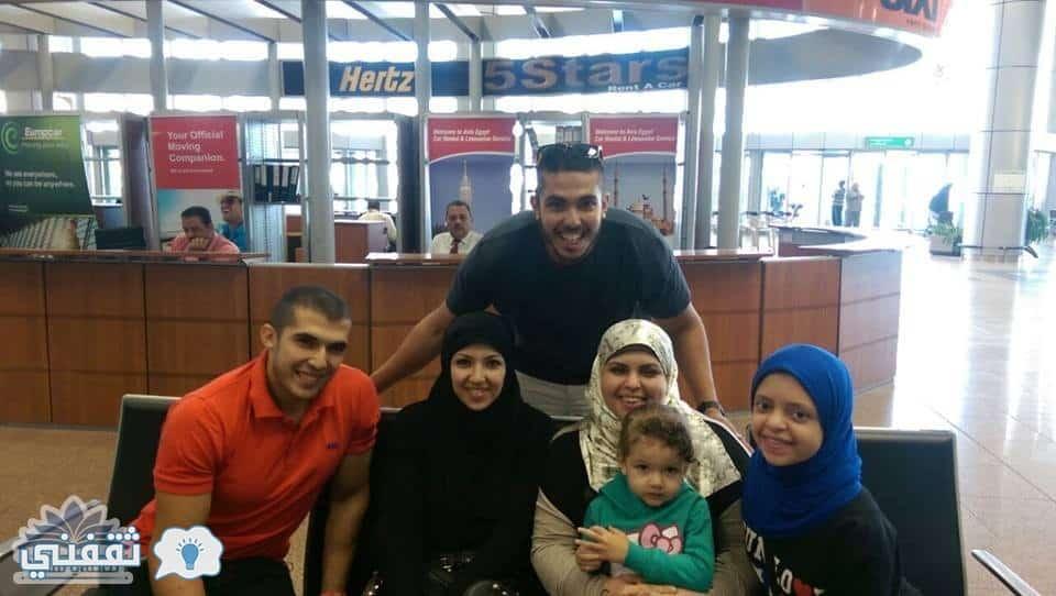 صورة عائلة نجلاء الشرشابي