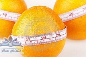 """رجيم البرتقال لتنحيف الجسم والتخلص من السموم """" يتبع لمدة يومين في الأسبوع فقط"""""""