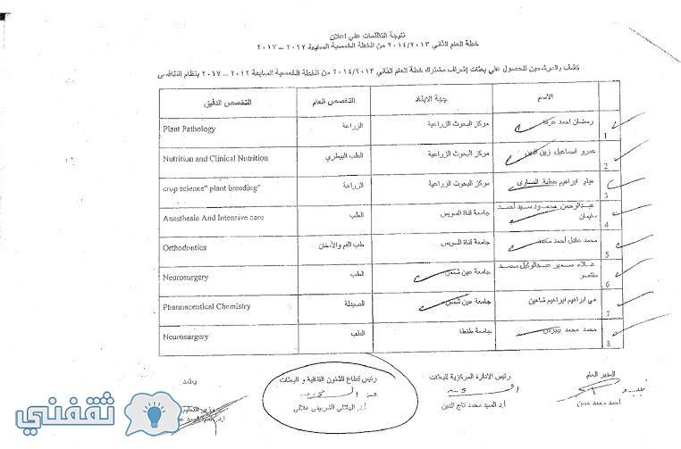 فساد وزير التعليم العالى 1