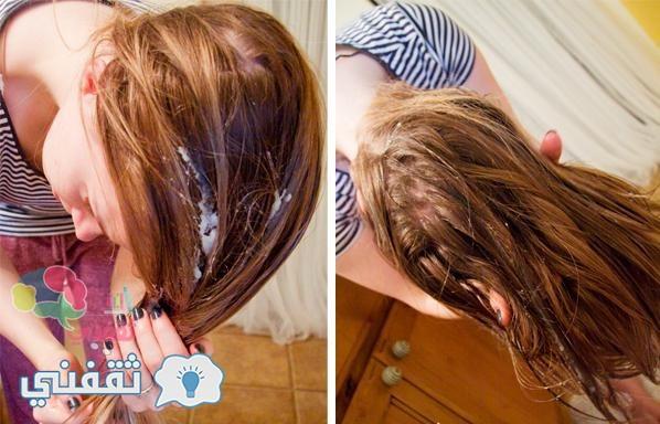 قناع الشعر