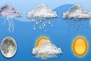 الأرصاد الجوية تعلن توقعات حالة الطقس اليوم 20/9/2015