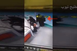 فيديو : أسرع عملية سرقة فى التاريخ فى أحد المولات شاهد خفة اليد الرهيبة