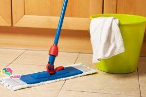 النصائح العشرة لتنظيف السيراميك