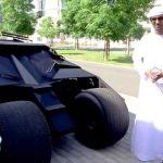 """بالفيديو   سيارة """"باتمان"""" الموجودة فى الإمارات تباع بسعر خرافى"""