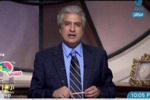بالفيديو.. كويتي للإبراشي: جايب كلاب يشتمونا.. والإعلامي: انت اللي كلب