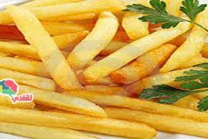 بالفيديو | طريقة قلى البطاطس بملعقة زيت واحدة فقط