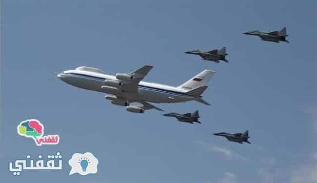 """طائرة """"يوم القيامة"""" في الجيش الروسي"""
