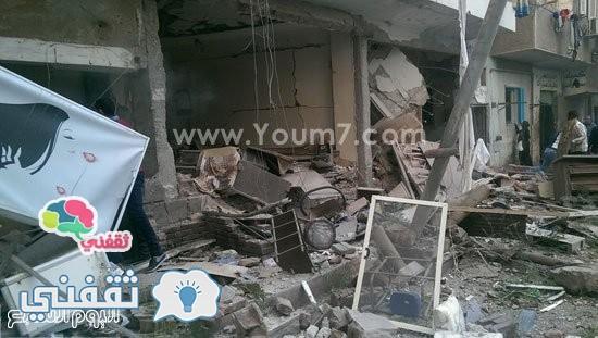 إنفجار فيصل