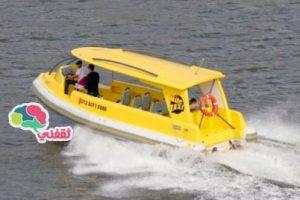 بالصور: تشغيل التاكسي النهري و أول خط نقل بضائع في نهر النيل لعام 2016