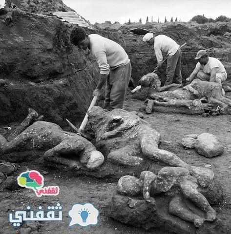 pompeii-excavation