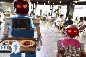 بالفيديو شاهد أحدث مطبخ روبوتي كامل