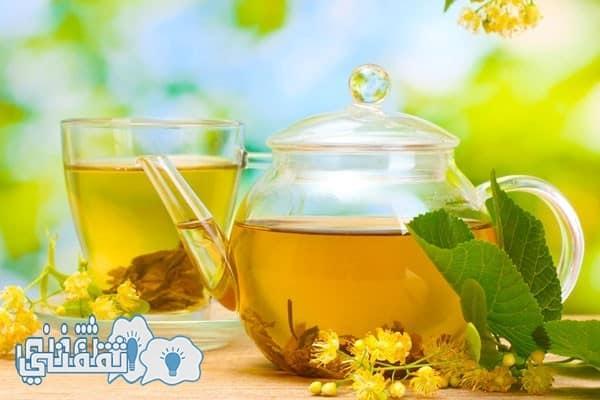 فوائد الشاى الاخضر لإنقاص الوزن بسهولة