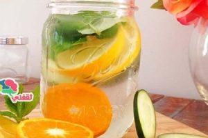 الديتوكس اقوي مشروب تنظيف الجسم من السموم والدهون وكسر ثبات الوزن