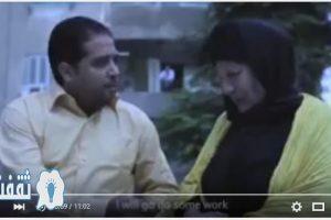 شاهد ابن يترك امه في الشارع بسبب زوجته لا تريد امه شاهد بالفيديو مقطع مبكي ومؤثر جدا