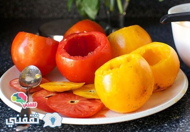 تقوير الطماطم