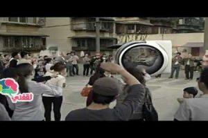 بالفيديو | شاهد إبتكار الصين عمل توكتوك طائر لحل أزمة المرور يبهر العالم