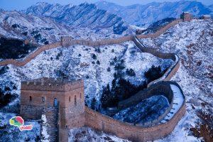 عاجل بالصور  : ثلث سور الصين العظيم يختفي بحلول عام 2020