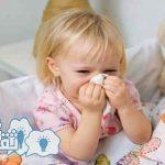 طريقة علاج الزكام عند الأطفال .. شاهد بالفيديو كيفية علاج الزكام للاطفال