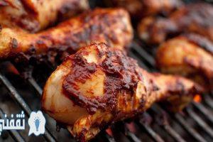 الطريقة الذكية لعمل الدجاج المشوى على الفحم مثل اشهر المطاعم