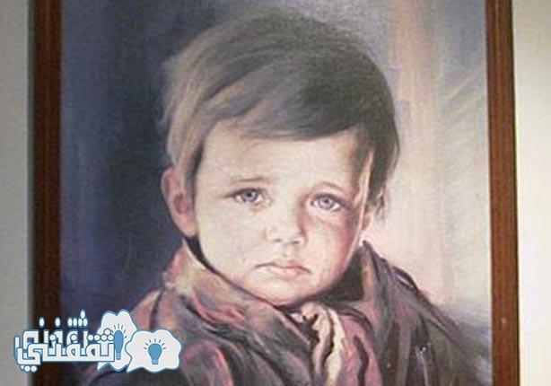 الطفل الباكى1