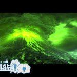 بالفيديو | هل سمعت عن البراكين ذات الحمم الخضراء؟