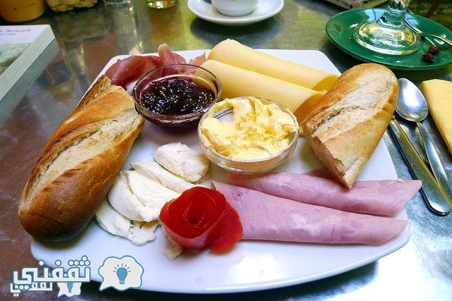 وجبة الإفطار في البرازيل