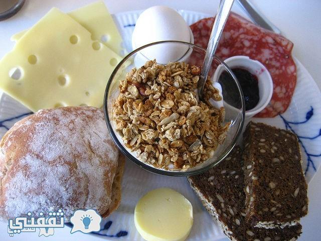 وجبة الإفطار في الدنمارك