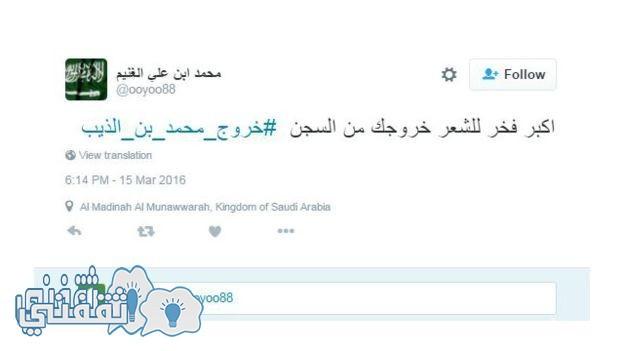محمد بن الذيب العجمي