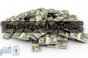 سعر الدولار اليوم في السوق السوداء بمصر 30/5/2016