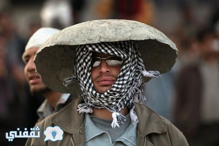بالصور .. لقطات مضحكة أيام ثورة 25 يناير المجيدة (1)