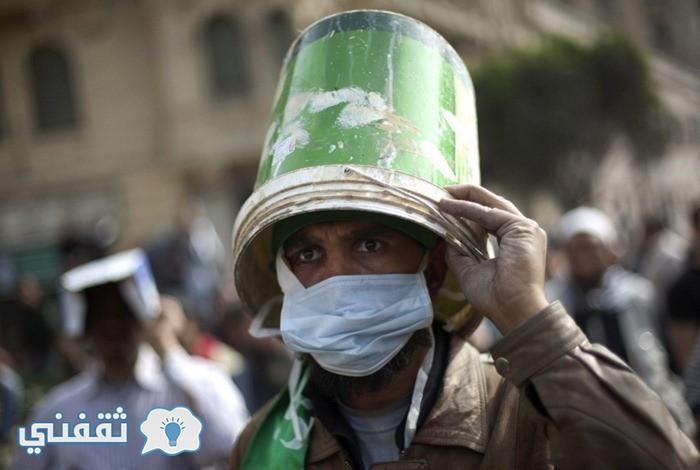 بالصور .. لقطات مضحكة أيام ثورة 25 يناير المجيدة (2)