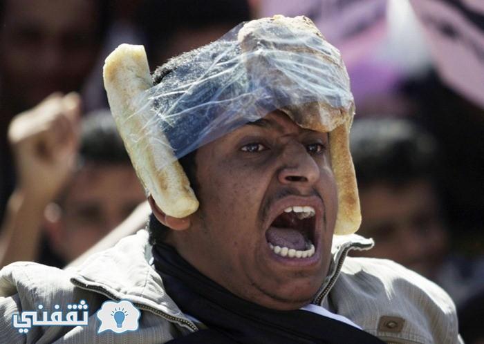 بالصور .. لقطات مضحكة أيام ثورة 25 يناير المجيدة (4)