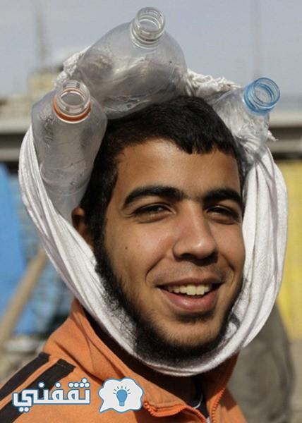 بالصور .. لقطات مضحكة أيام ثورة 25 يناير المجيدة (6)