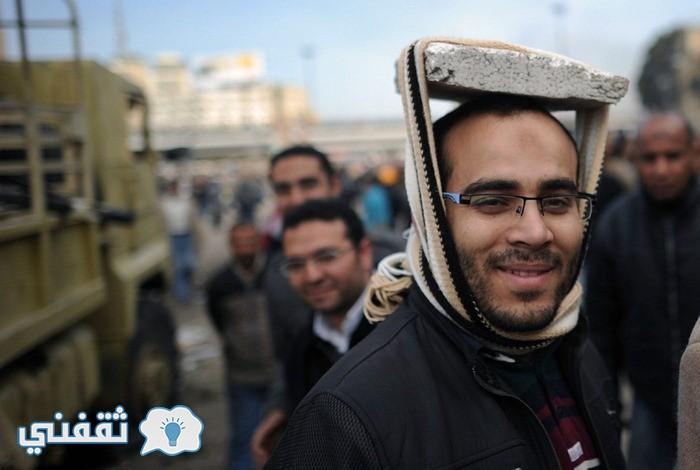 بالصور .. لقطات مضحكة أيام ثورة 25 يناير المجيدة (9)