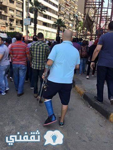 تظاهرات نقابة