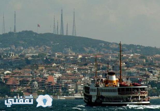 مدينة أنطاليا- تركيا
