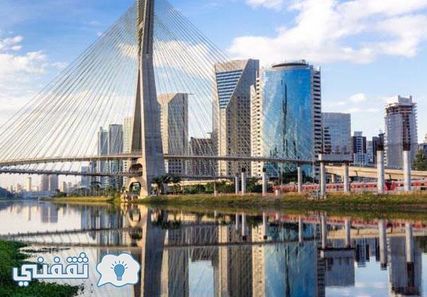مدينة سان باولو- البرازيل