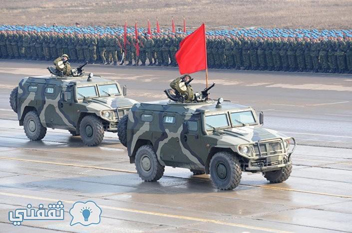 مدرعات-روسية-مقاتلة