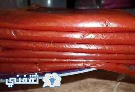طريقة تخزين الطماطم