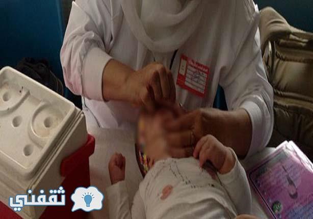 وفاة طفلتين عقب التطعيم