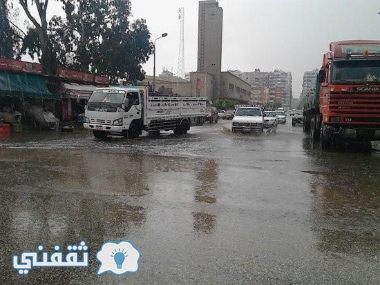 غرق-شوارع-بورسعيد