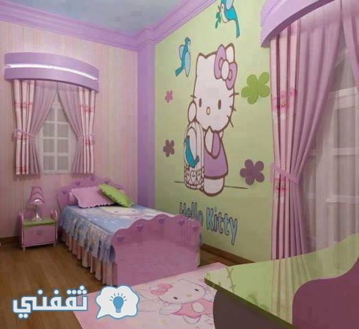 : دهانات وديكور غرف اطفال : اطفال