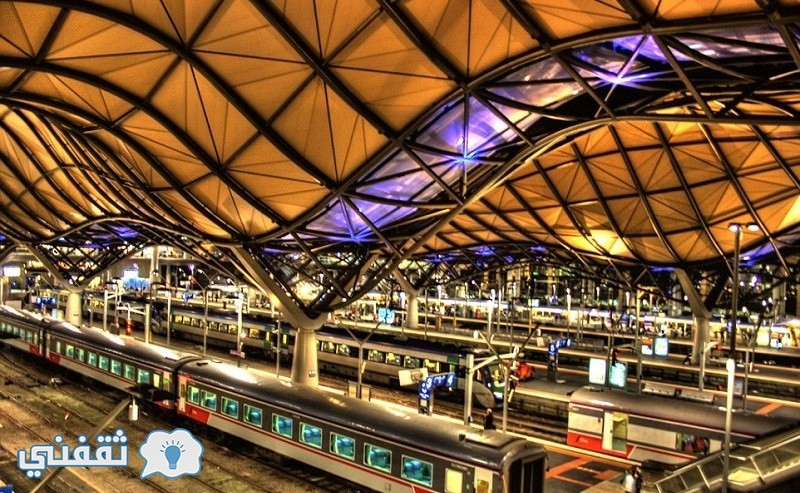 محطة سكك حديدية ملبورن في إستراليا عام 2005 ب