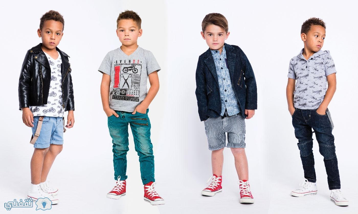 ملابس أطفال صيفى
