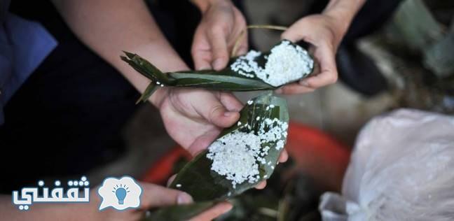 الأرز الصيني يغزو الأسواق المصرية