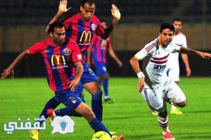 موعد مباراة الزمالك وبتروجيت القادمة في الدوري المصري والقنوات الناقلة