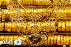 سعر الذهب اليوم الاحد 3-7-2016