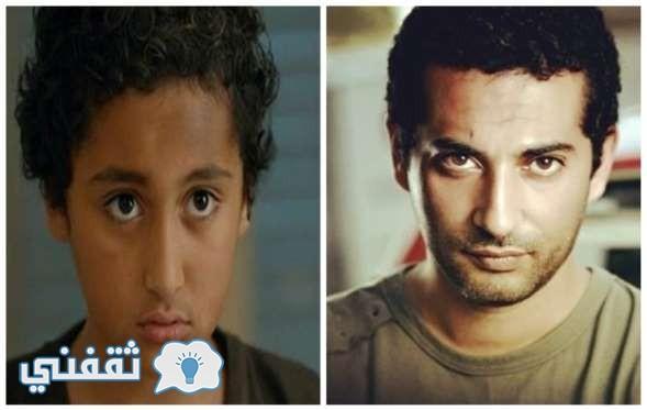 ابن الفنان عمرو سعد